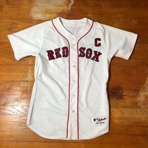 Jason Varitek Red Sox Jersey Boston Authentic 4